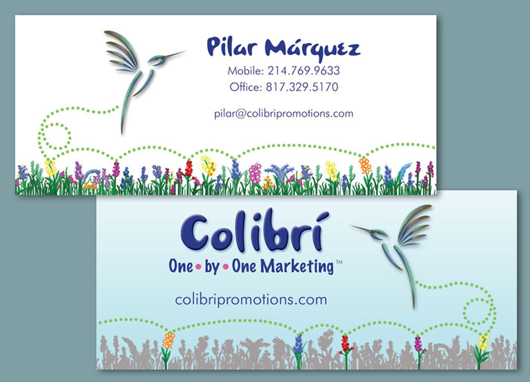colibri-business-card