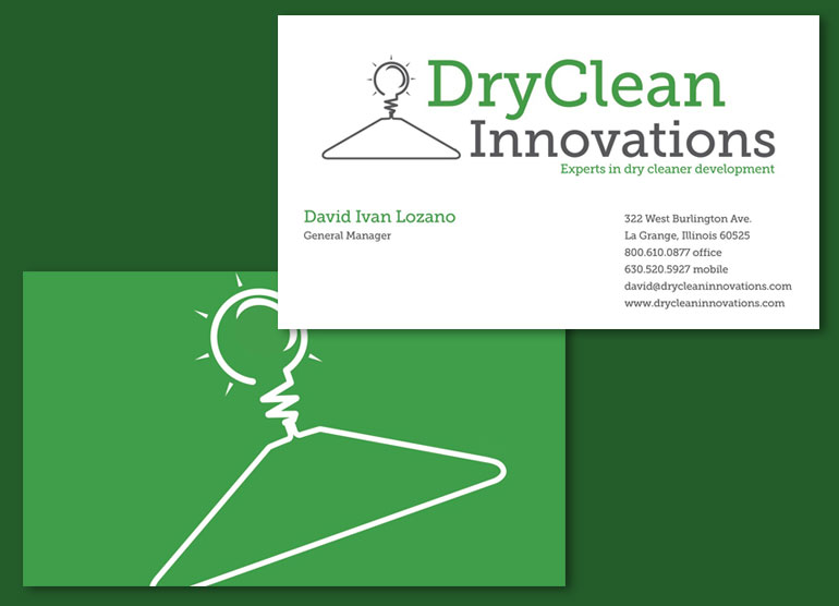 Dry Cleaning Business Card Designs - Best Business 2017